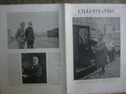 L'ILLUSTRATION 3788 L'EXTERMINATION DES ARMENIENS / GENERAL DE CASTELNAU/ CLEMENCEAU/ CHAMPAGNE/  9 OCTOBRE 1915 - Journaux - Quotidiens