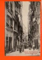 GENOVA - Vico Dritto Ponticello -La Casa Di Cristofora Colombo (pli Coin) - Genova