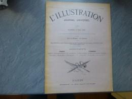 L'Illustration Mai 1899,  BALZAC (cf. Stagal II B Hammerstein) ; Ref 455 G05 - Revues & Journaux