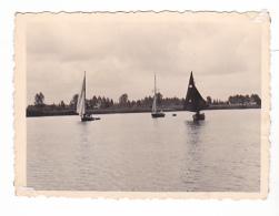 25832  Belgique -bateau Yatch -Régate à Rupelmonde -marin Femme Voilier -datée 12 Sept 1942 -Course Relais - Bateaux