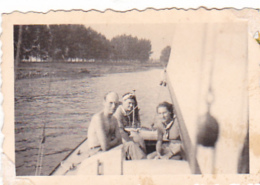 25836 Belgique -bateau Yatch -Régate à Rupelmonde -marin Femme Voilier PIKI -datée 12 Sept 1942 -Course Relais - Bateaux