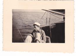 25838 Belgique -bateau Yatch -Régate à Rupelmonde -marin Femme Voilier PIKI -datée 12 Sept 1942 -Course Relais - Bateaux