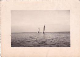 25842 Belgique -bateau Yatch -Régate à Rupelmonde -marin Femme Voilier PIKI -datée Sept 1942 -Course Relais - Bateaux