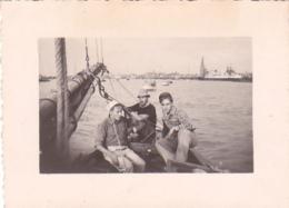 25843 Belgique -bateau Yatch -Régate à Rupelmonde -marin Femme Voilier PIKI -datée Sept 1942 -Course Relais - Bateaux
