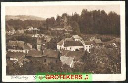 VALKENBURG Gezicht Op De Ruïne 1921 - Valkenburg