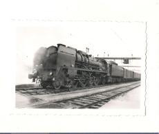 Locomotive Vapeur - Le Mans - 141 P 269 - Trains