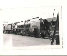 Locomotive Vapeur - Le Mans ?? 141 P - Trains