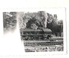 Locomotive Vapeur - A Situer - Trains