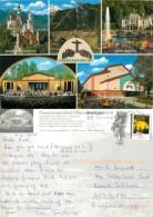 #2, Oberammergau, Germany Postcard Posted 2010 Stamp - Oberammergau