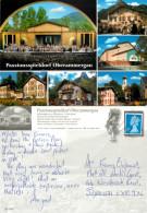 Passionsspiele, Oberammergau, Germany Postcard Posted 2010 Stamp - Oberammergau