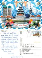 Montage, Bayern, Germany Postcard Posted 2013 Stamp - Allemagne
