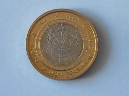 Jeton - Essai - Republique Tcheque 2003- 1 Euro - Tchécoslovaquie