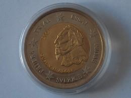 Jeton - Essai - Suede 2003- 2 Euro - Suède