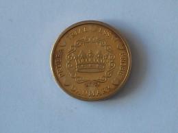 Jeton - Essai - Danemark 2002- 10 Cent - Danemark