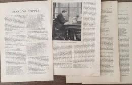 ANCIEN DOCUMENT 1905 FRANCOIS COPPEE - Collezioni