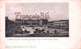 Canaletto - Lustschloss Schonbrunn - Gallerie Wien Vienne 1902 - Perfect Condition - 2 Scans - Château De Schönbrunn