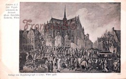 Teniers Das Vogelschtessen In Brussel Bruxelles - Lowy - Gallerie Wien Vienne 1902 - Perfect Condition - 2 Scans - Château De Schönbrunn