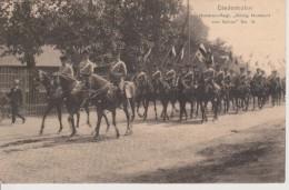 57-THIONVILLE- NELS SERIE 100 N° 51-HUSAREN REGT N° 13 - Thionville
