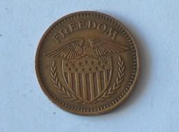 Jeton Freedom No Cash Value - Casino