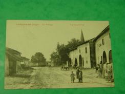 VOSGES-LONGCHAMP-LE VILLAGE-ANIMEE - France