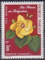 Polynesie, 1977, Flowers, Blossoms, Fleurs, MNH, Michel 240, French Polynesia - Polynésie Française