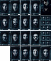 19 Postcards Of Game Of Thrones Moive Film Poster,  Postkarte Carte Postale - Séries TV