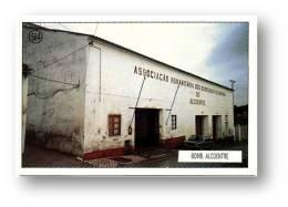 BOMBEIROS De ALCOENTRE - Bombeiros Voluntários ( Quartel ) - 1992 Pocket Calendar N.º 584 - Portugal - Calendriers
