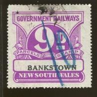 Australia / New South Wales Revenue / Railway Parcel Post  X1016
