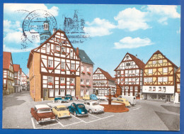 Deutschland; Treysa Bei Schwalmstadt; Marktplatz - Schwalmstadt
