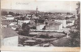 BACCARAT - 54 - Vue Générale Rive Gauche - ENCH - - Baccarat