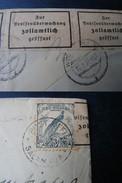 Papua Brief , Cv, Zensor Deutsche Reich 1937 - Papua-Neuguinea
