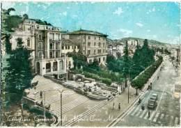 CONEGLIANO  TREVISO   Gradinata Degli Alpini E Corso Mazzini - Treviso