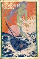 Loti Pescador De Islandia Magnifique Couve De Arturo Ballester - Littérature