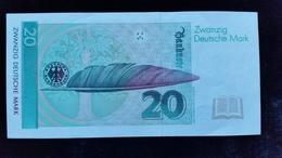 Billet De 20 Mark 1991 - 20 Deutsche Mark