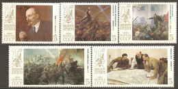 RUSSIE - 70e Anniversaire De La Révolution D´octobre