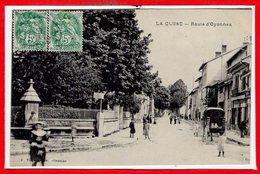 01 - La CLUSE -- Route D'Oyonnax - Francia