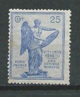 Talie - 1921 - Y&T 116 - Neuf * - 1900-44 Vittorio Emanuele III