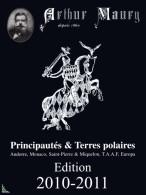 Maury Timbres Principautés & Terres Polaires 2010-2011 - Innendekoration