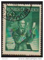 """Österreich 1950 """"Tag Der Briefmarke"""" (siehe Foto/Scan) - 1945-60 Usados"""