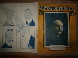1917 LPDF :Caricature Nos Prisonniers Allemands ;Laon; British-Army;Lievin; Arras ;La Scarpe; Aubérive ; Monrovilliers - Magazines & Papers