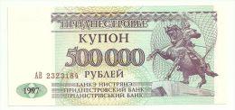 Transnistria 500000 Rublei 1997 UNC - Banconote