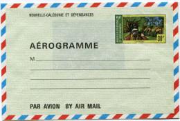 "NOUVELLE-CALEDONIE AEROGRAMME N°7  ""LE PILOU""  NEUF - Luftpost"