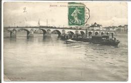 AMBULANT DE EPINAL A CHAGNY ETANG SUR CARTE DU 9/8/1909 - Marcophilie (Lettres)