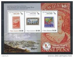NEW ZEALAND  Mi.Nr. Block 190 150 Jahre Neuseeländische Briefmarken-  MNH - New Zealand