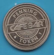 PENNING CAFEBAR TOKEN - Professionals/Firms