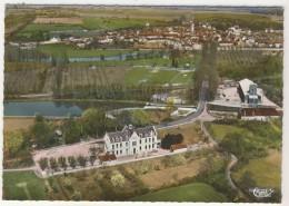 89 - Coulanges-sur-Yonne         Vue  Générale Aérienne, Terrain De Camping - Coulanges Sur Yonne
