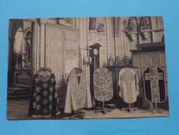 De Sacristij / Sacristie / Zout-Leeuw / Léau (  Ch. Peeters ) Anno 19?? ( Zie Foto Voor Details ) - Zoutleeuw