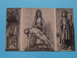 De Pièta - Sint-Leonardus Gezegd Der Kruisdrage / Zout-Leeuw / Léau (  Ch. Peeters ) Anno 19?? ( Zie Foto Voor Details ) - Zoutleeuw