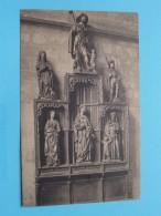 Sint-Rochus Altaar / Zout-Leeuw / Léau (  Ch. Peeters ) Anno 19?? ( Zie Foto Voor Details ) - Zoutleeuw