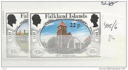 1984 MNH Falkland Islands, Postfris** - Falklandeilanden